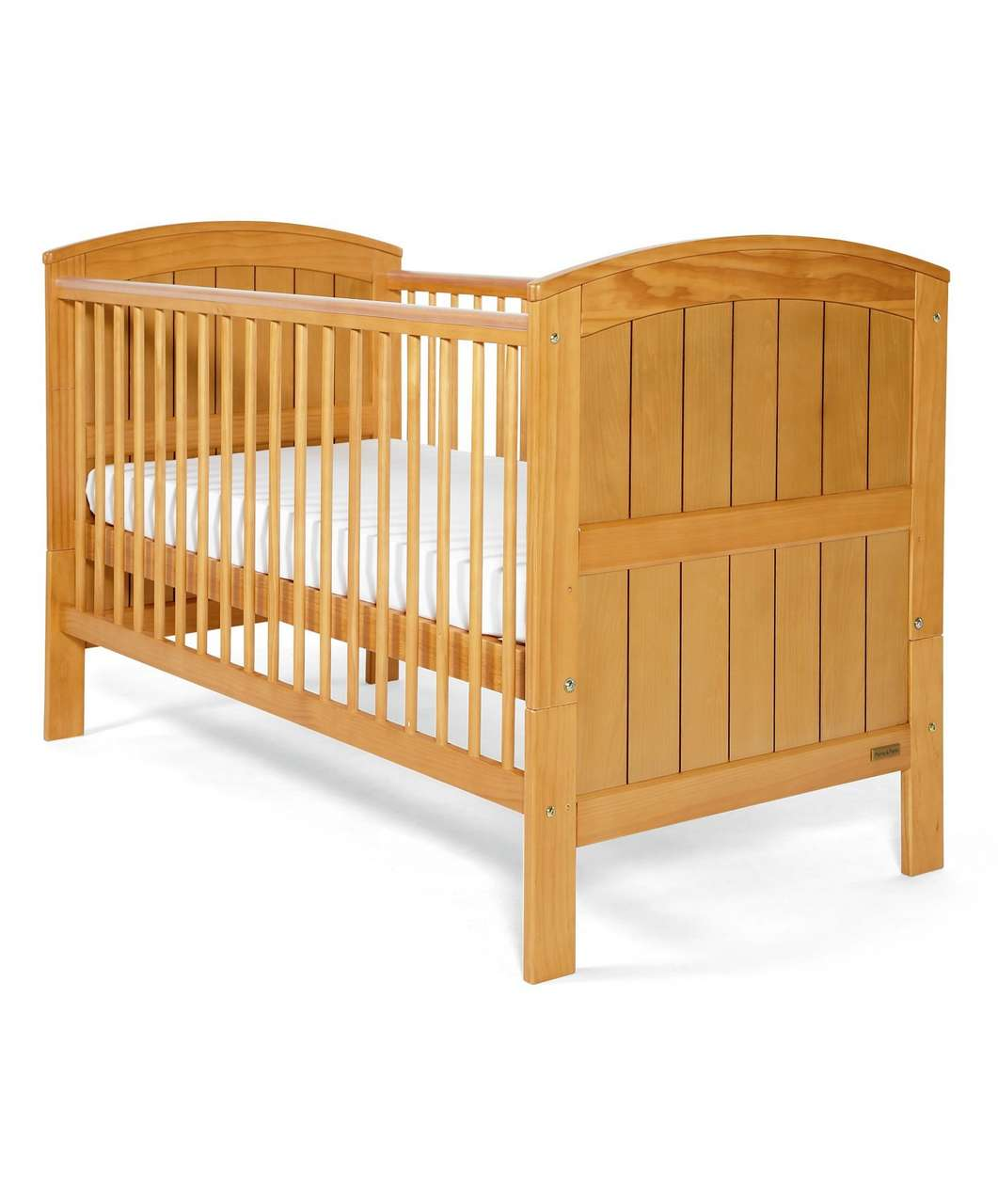 Wooden Cot - All Baby Hire Brisbane North