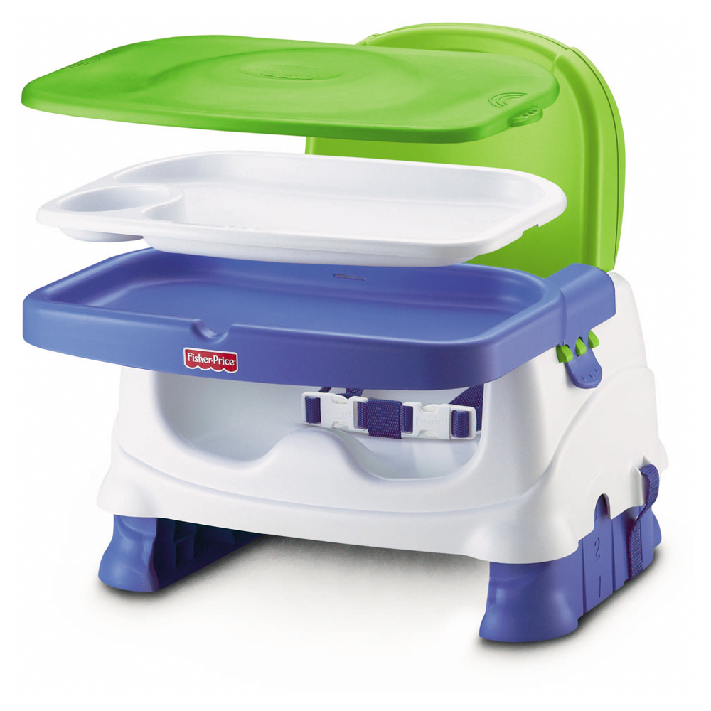 Dinner Booster Seat with Tray 1