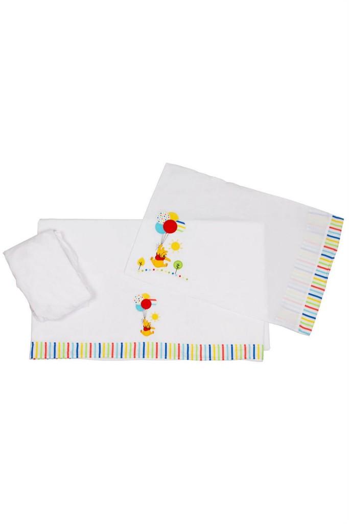 Cot Linen Pack 1