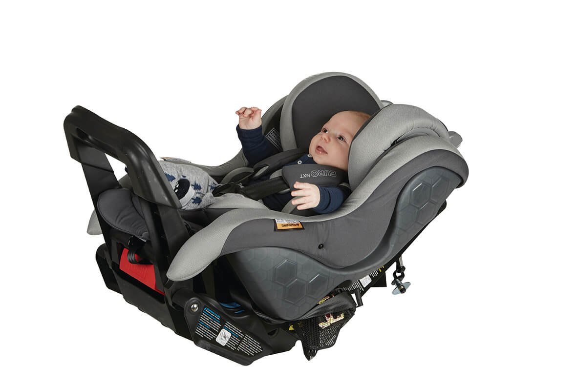Reverse Car Seat - All Baby Hire Gold Coast North