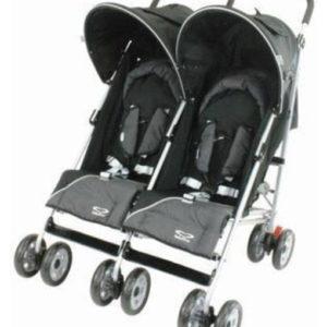 Twin Multi Position Stroller