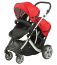 Molly and Max Hi Pod Twin Pram