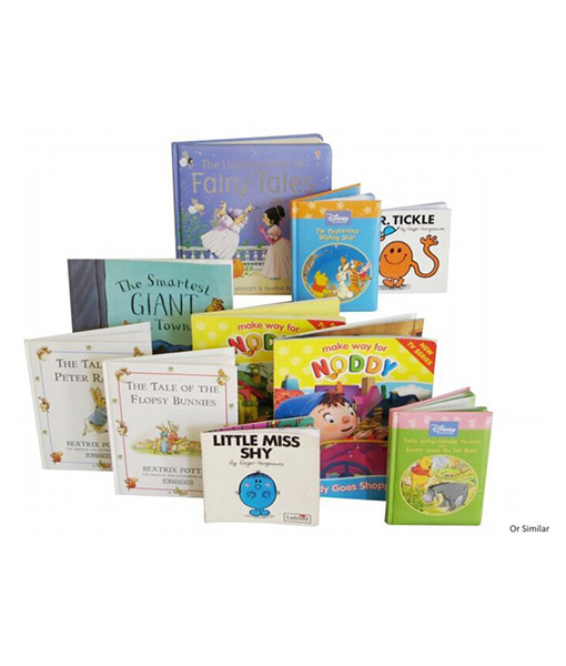 Books Pack of 10 1