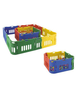 Play Pen - Plastics 1 m x 1m
