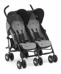 Twin Stroller (Free delivery)