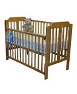 Wooden Cot (Free delivery)