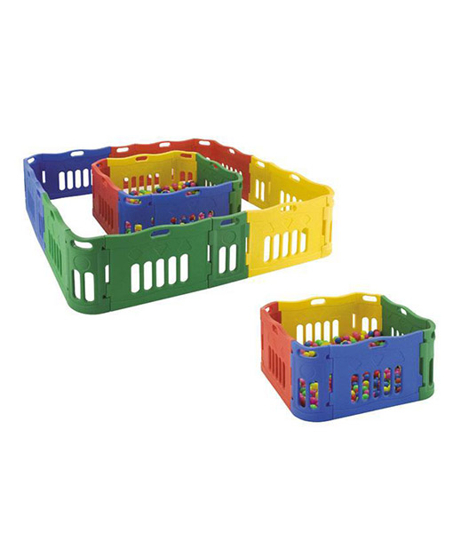 Play Pen - Plastics 2m x 2m (Free delivery)