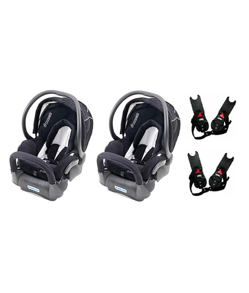 Maxi cosi City Select Twin package