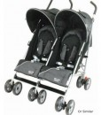 Twin Multi Position Stroller