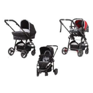 Capsule/Bassinet travel system