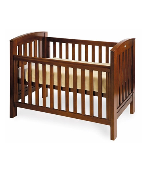 WOODEN COT - LARGE (Free delivery)