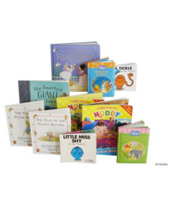 Books Pack of 10