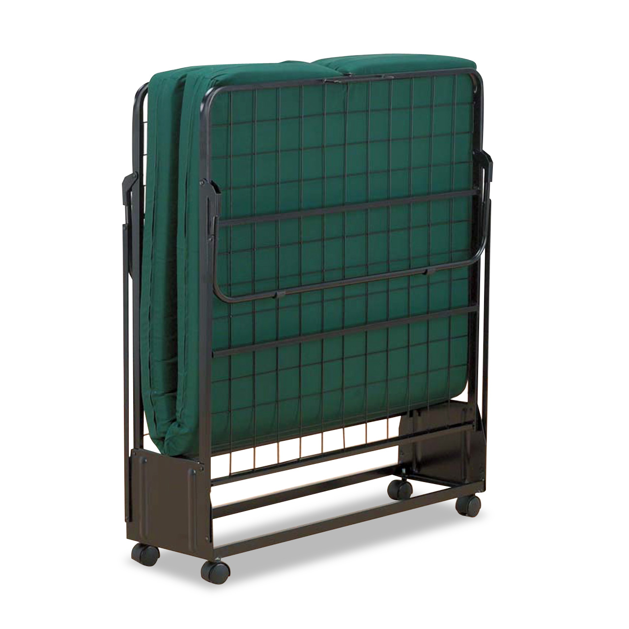 Single folding bed all baby hire sunshine coast for Folding bed