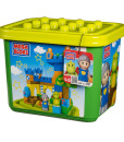 Tub of Building Blocks