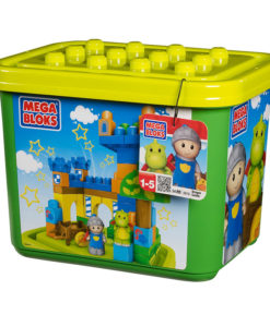 Tub of Building Blocks