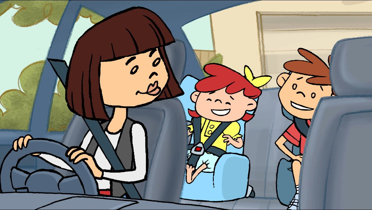 Child Safety in and Around Cars