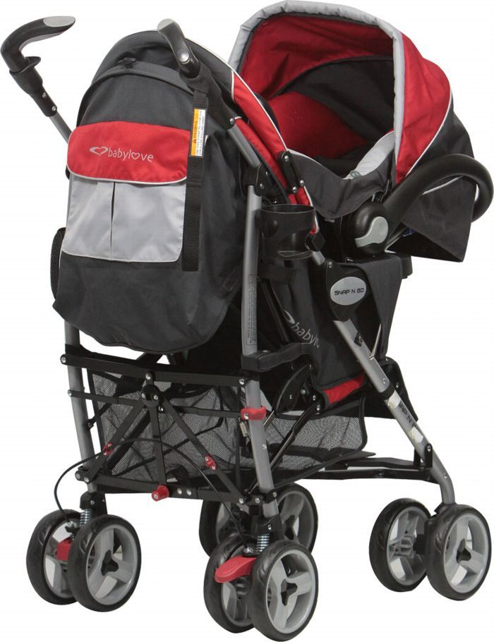 Capsule and Stroller Travel System - All Baby Hire Gold ...